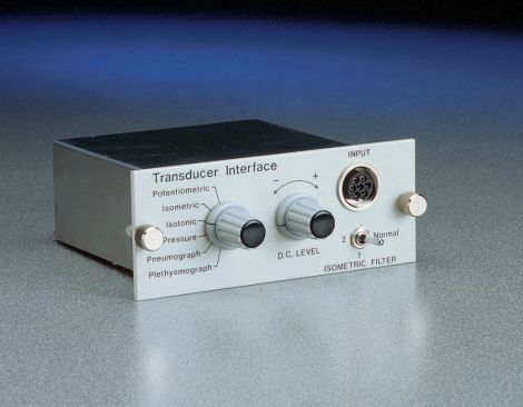 Freestanding Transducer Amplifiers