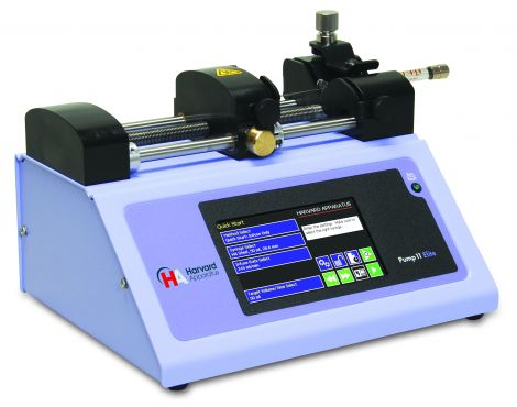 Harvard Pump 11 Elite, Pico Plus Elite & Nanomite Accessories