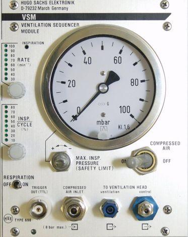 Ventilator Sequencer Module (VSM)