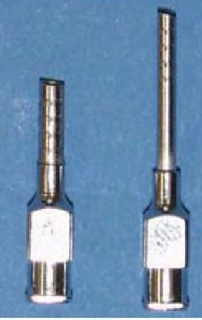 Tracheal Cannulae with Luer Adapter
