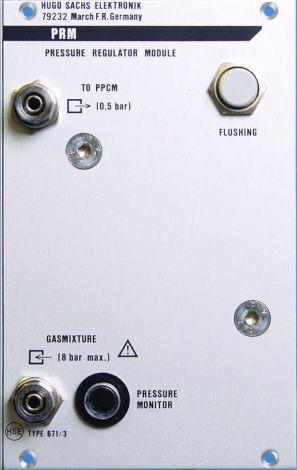PLUGSYS Pressure Regulator Module (PRM)