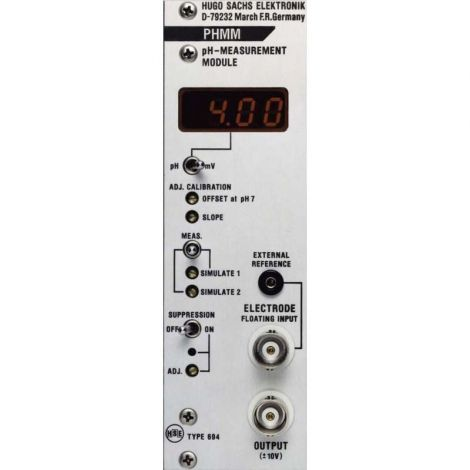 PLUGSYS pH Measurement Module (pHMM)