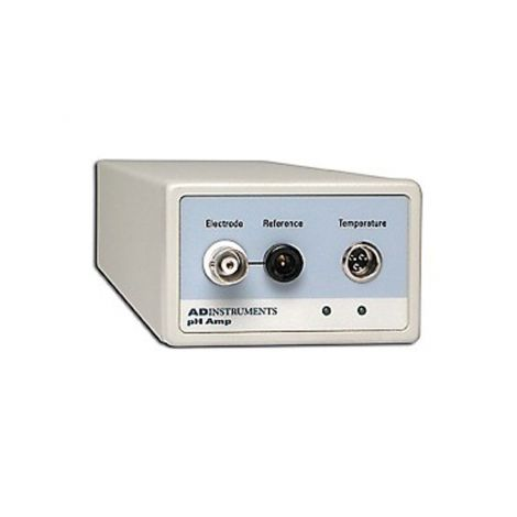 pH Amplifier for PowerLab