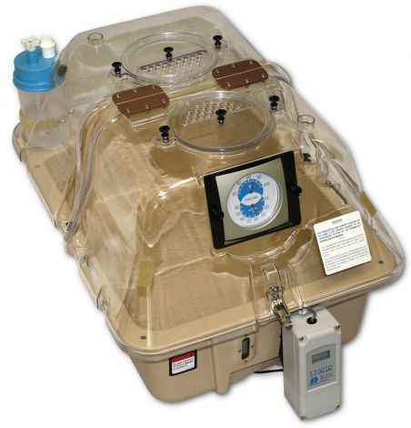 Small Animal Intensive Care Complete Units with Dome Cover