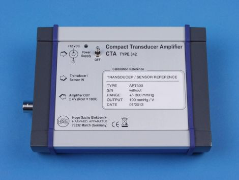 Compact Transducer Amplifier