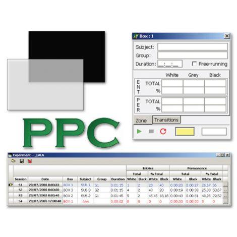 PPCwin Software (Panlab)