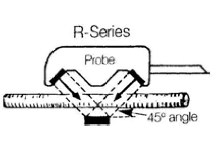 Standard Flow Probe R-Series, J Reflector