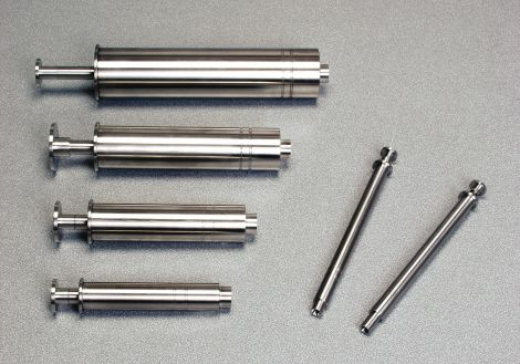 Stainless Steel Syringes