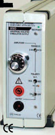 Universal Isolated Stimulator Output (UISO)